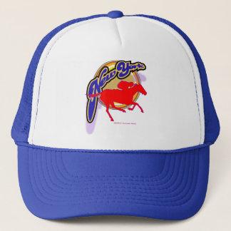 New York thoroughbred cap