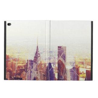 New York uptown Skyline, NYC