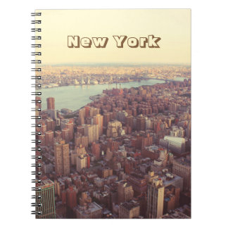 New York, USA Notebook