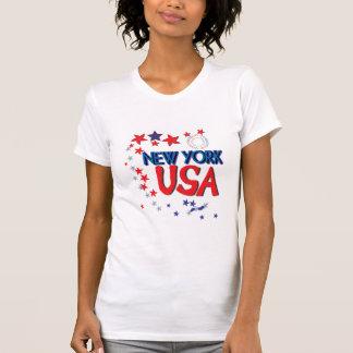 New York USA T-Shirt