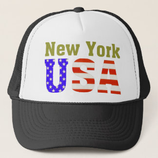New York USA! Trucker Hat