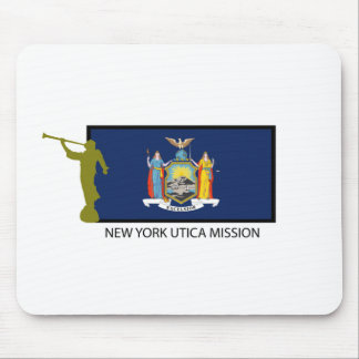 NEW YORK UTICA MISSION LDS CTR MOUSE PAD