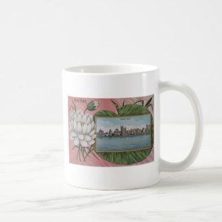 New York , Vintage Coffee Mugs