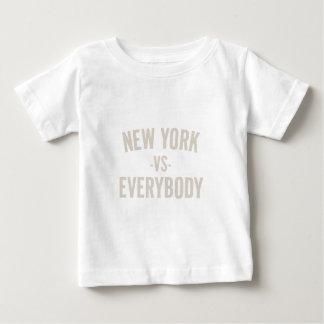 New York Vs Everybody Baby T-Shirt