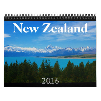 new zealand 2016 calendars