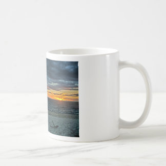 New Zealand Abel Tasman Sunset Coffee Mug