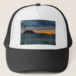 New Zealand Abel Tasman Sunset Trucker Hat