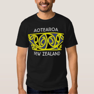 NEW ZEALAND, AOTEAROA T-SHIRT