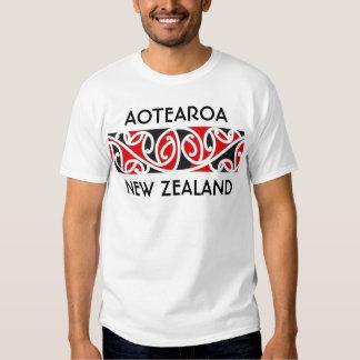 NEW ZEALAND, AOTEAROA T SHIRTS