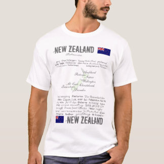 NEW ZEALAND AS... T-shirt