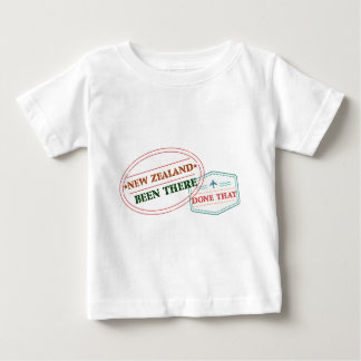 New Zealand Been There Done That Baby T-Shirt
