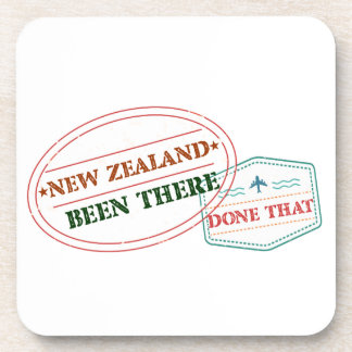 New Zealand Been There Done That Coaster
