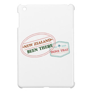 New Zealand Been There Done That iPad Mini Cover