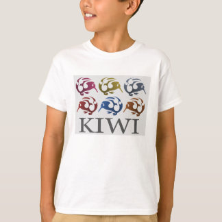 NEW ZEALAND birds KIWI shirt