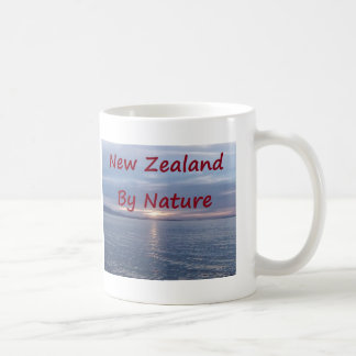 New Zealand by nature Coffee Mug