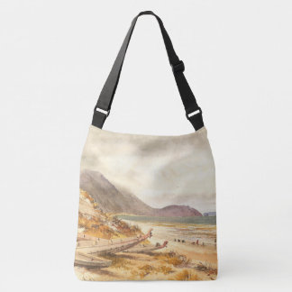 New Zealand Canoes Ocean Beach Sea Tote Bag
