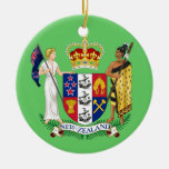 NEW ZEALAND Christmas Ornament