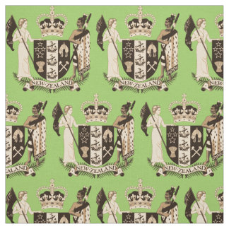 New Zealand COA Fabric