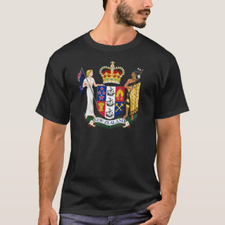 New Zealand Coat of Arms T-Shirt
