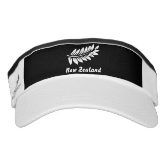New Zealand fern leaf Visor