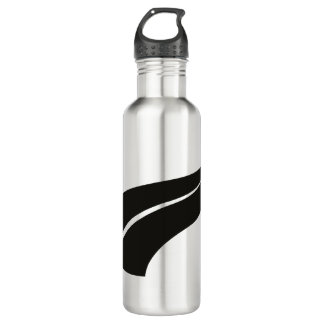 New Zealand Fern water bottle
