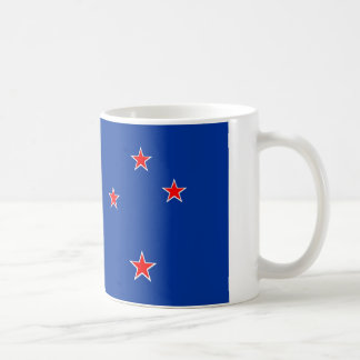 New Zealand flag Coffee Mug