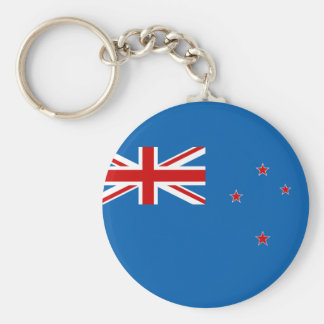 New Zealand flag Key Ring