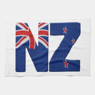 New Zealand flag Tea Towel