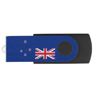 New Zealand flag USB Flash Drive
