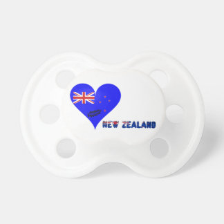 New Zealand heart flag Dummy