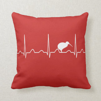 NEW ZEALAND HEARTBEAT CUSHION