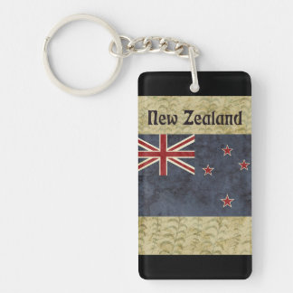 New Zealand Key Chain Souvenir