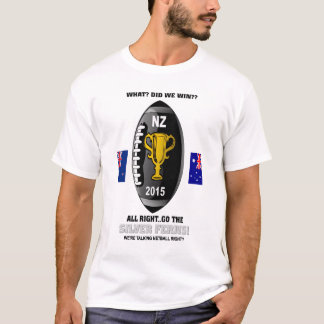 NEW ZEALAND KING OF RUGBY T-Shirt