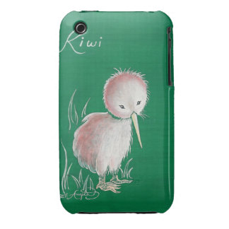 New Zealand Kiwi Bird iPhone 3 Cases