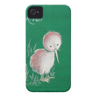 New Zealand Kiwi Bird iPhone 4 Case-Mate Cases