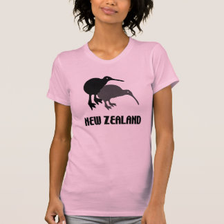 New Zealand Kiwi Funny Womens Tank Top Shirt