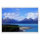 New Zealand Landscape Card