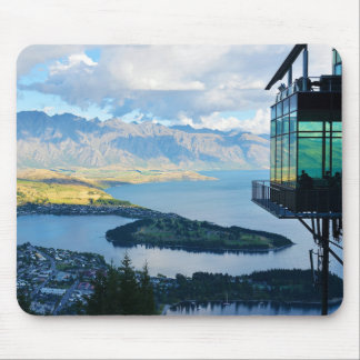 New Zealand landscape Mouse Pad