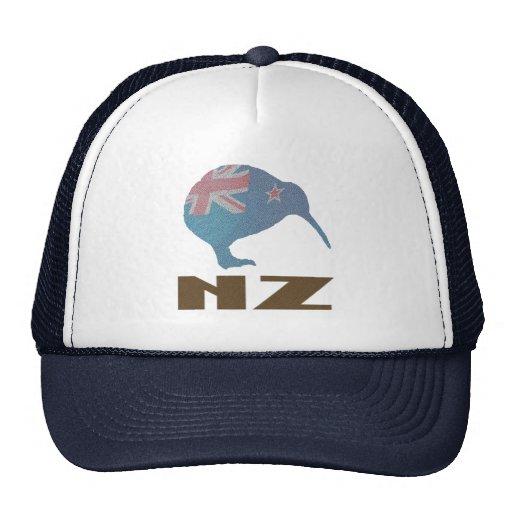 New Zealand Modern Kiwi Trucker Hat