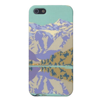 New Zealand Mountian iPhone 5 Covers