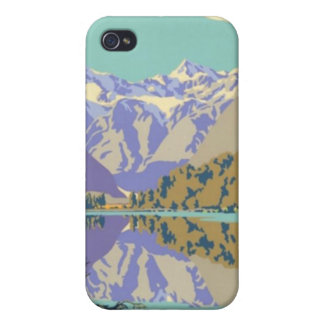New Zealand Mountian iPhone 4/4S Cover