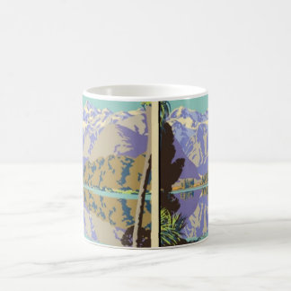 New Zealand Mountian Mug