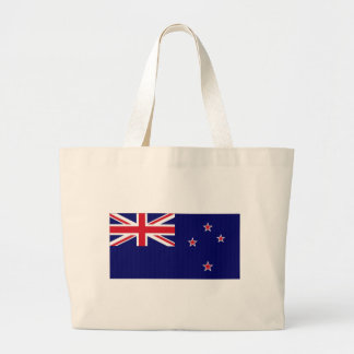 New Zealand National Flag Canvas Bags