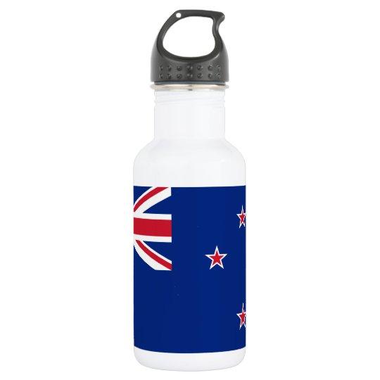 New_Zealand National World Flag 532 Ml Water Bottle