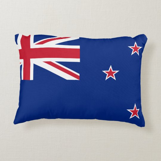 New_Zealand National World Flag Decorative Cushion