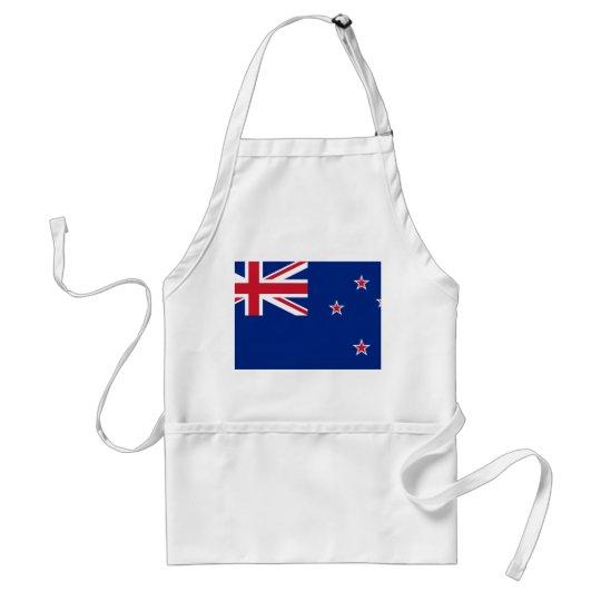 New_Zealand National World Flag Standard Apron
