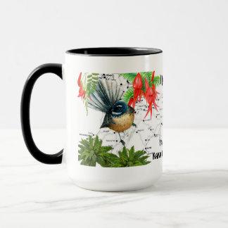 New Zealand Native Bird Coffee Mug