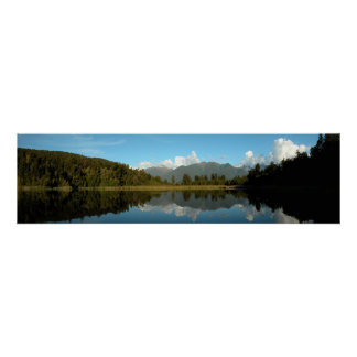 New Zealand Panoramic 1 Poster