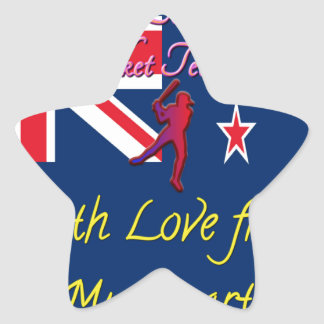 New Zealand.png Star Sticker