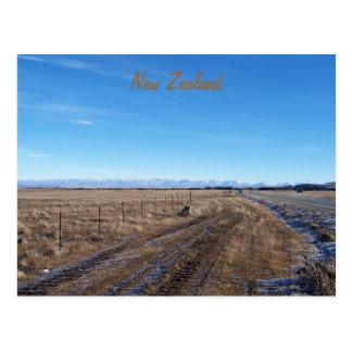 New Zealand Postcard